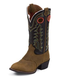 Tony Lama Kids Rnd Toe Tan Crazy Horse Boots 6