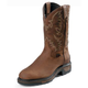 Tony Lama Mens Steel Waterproof Tan Boots 13EE