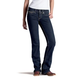 Ariat Ladies REAL Boot Cut Chainlink Jeans