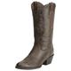 Ariat Ladies Heritage Western R Toe Choc Boots 7