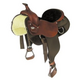 Fabtron Draft Trail Western Saddle