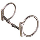 Reinsman Twisted Dogbone Snaffle D-Ring Bit