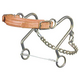 Reinsman Little S Flat Leather Nose Hackamore
