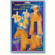 Horse and Rider Cookie Cutter Set