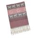 Equestrian Pashmina Soft Color Scarf