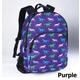 Tek Trek Horse Print Backpack Teal