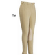 TuffRider Ladies Cotton Figurefit Breeches 28R Tan