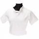 Equine Couture Sportif Short Sleeve 1X White