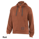 Noble Outfitters Mens Warmwear Hoodie XXL Rust
