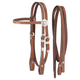 King Series Miniature Silver Headstall w/Reins