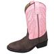 Smoky Mountain Kids Monterey Boots 4.5 Pink