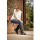 Dublin Ladies Pinnacle Black Boots