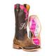 Tin Haul Ladies Hope Square Toe Boots 11