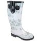 Smoky Mountain Ladies Misty Rubber Boots 11