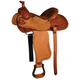 Courts Saddlery Half-Breed Tooled Roper Saddle 16i