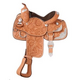 Silver Royal Majestic Classic Youth Saddle 14 Lt