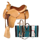 King Series Classic Pony Saddle Package