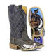 Tin Haul Mens Not Boaring Square Toe Boots 14EE