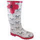 Smoky Mountain Ladies Horseplay Rubber Boots 11