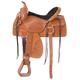Blemished King Jacksonville Trail Saddle Reg