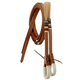 Royal King Rolled Braided Tassel Split Reins