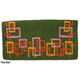 Tough-1 Blocks Wool Saddle Blanket Hunter