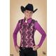 Hobby Horse Ladies Tori Vest 1X Turquoise