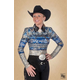 Hobby Horse Ladies Lizy Blouse 2X Royal
