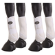 Tough-1 Vented Sport Boots 4-Pack Medium Lime Zebr