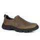 Roper Mens Lightfoot Slip-On Brown Shoes 13