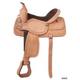 King Series Cowboy RO Serpentine Saddle 11In