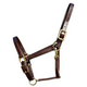 Walsh Classic Leather Halter Lg Hrs