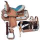 Silver Royal Desert Hope Mini Saddle Package