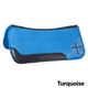 Tough-1 Contour Felt Saddle Pad w/Cross