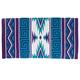 Tough-1 Mayan Navajo Wool Saddle Blanket Purple