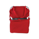 Steel Portable Folding Feeder Red
