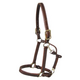Walsh Kentucky Leather Halter Lg Hrs