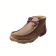 Twisted X Ladies Purple Lace Driving Mocs