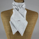 Style Stock Tie Mini Floral Un-Tied