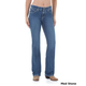 Wrangler Ladies Q-Baby Cool Vantage Jeans