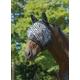 Fine Mesh Fly Mask with Ears Zebra Pony