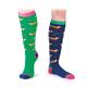 Shires Ladies Everyday Fox Socks