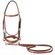 Huntley Sedgwick Leather Fancy Stitch Bridle