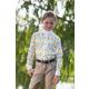 Huntley Childs Polka Dot Riding Shirt 14