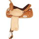 Tex Tan Barrel Chaser Saddle 16in