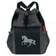 Galloping Horse Drawstring Backpack