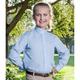 Devon-Aire Childs Concour L/S Shirt 16 White