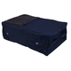 Tough-1 Deluxe Rolling Hay Bale Carrier Navy