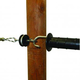 Powerfields Insulated Wood Post Gate Anchor