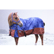 Tough 1 1200D Poly Snuggit Turnout Blanket Denim